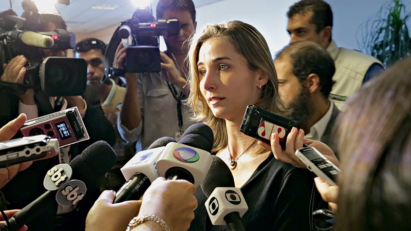 Ilegal: Katiele, o drama dela ganhou espaço na mídia