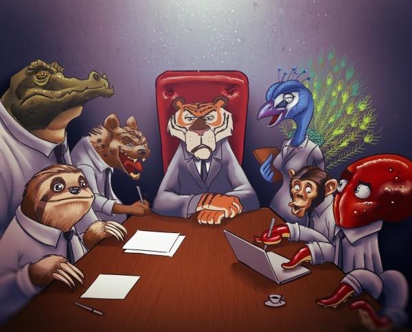 ilustração animais-veja Site