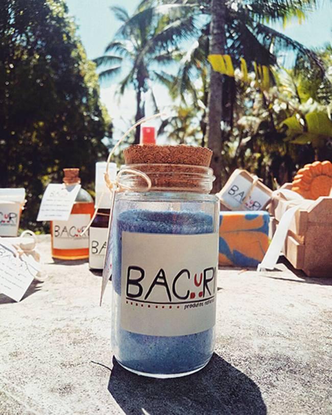 Sais com óleo de patchuli (Foto: Divulgação)