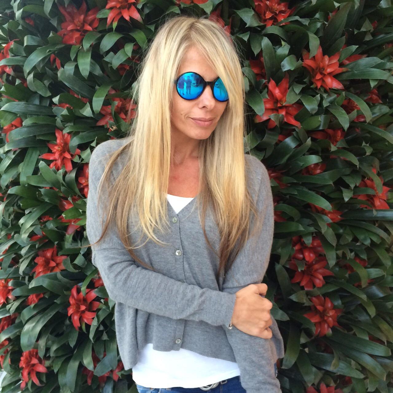 Adriane Galisteu no M.G. Hair