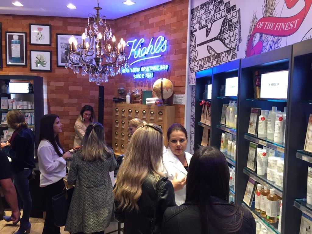 A nova loja da Kielh's (Foto: Divulgação)
