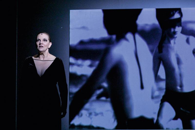 Denise Del Vecchio: Shell de melhor atriz
