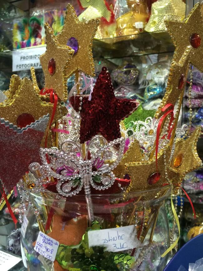 Porto das Festas e Fantasias - varinhas