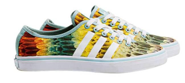 As Boas Compras - acessórios étnicos -  Tênis, Adidas Originale + Farm