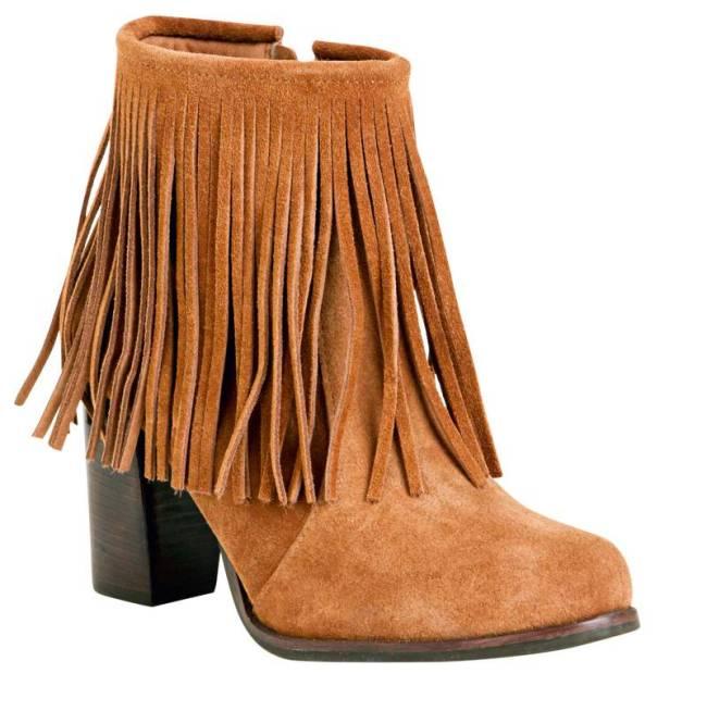 As Boas Compras - Fazenda - Bota de camurça, Mundial Calçados
