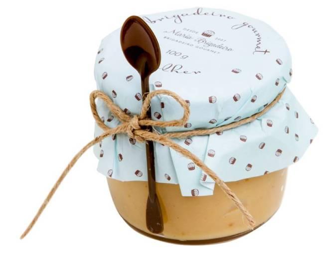 As Boas Compras: arraial fashion - Brigadeiro de paçoca para comer de colher - Maria Brigadeiro