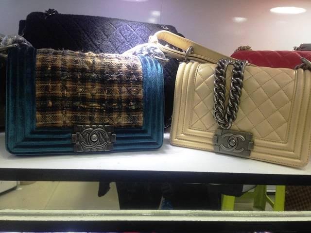 Bolsas Chanel 25 de março