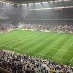 Jogo contra o Figueirense reuniu 37 000 torcedores