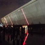 Painel de LED fa fachada Leste, o maior da América Latina, ainda não está funcionando