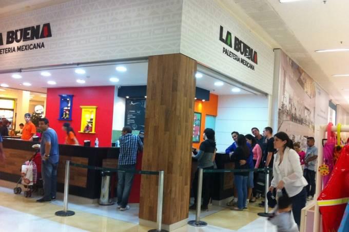 La Buena Paleteria Mexicana – Santana Parque Shopping