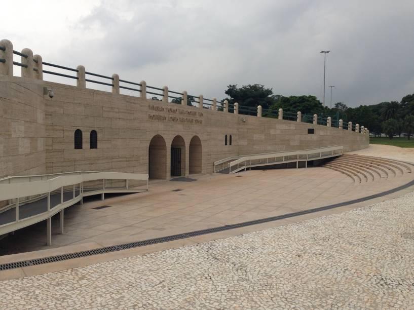O monumento foi reaberto em 9 de dezembro de 2014, depois de doze anos de portas fechadas para uma reforma