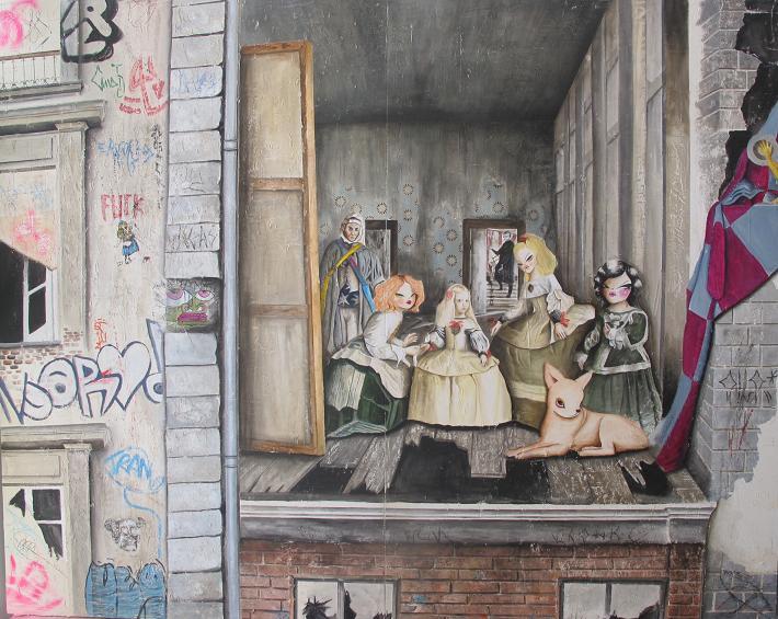"""""""As Meninas"""", de Velázquez"""