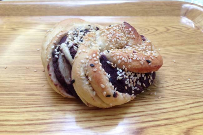Bakery Itiriki: ampan
