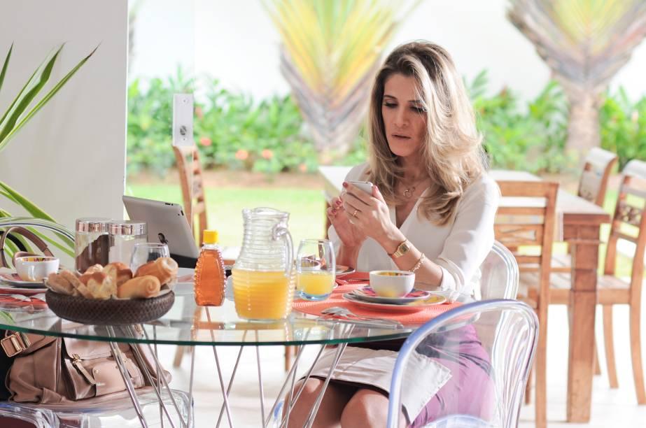 Ingrid Guimarães: na pele da workaholic Alice de De Pernas pro Ar 2
