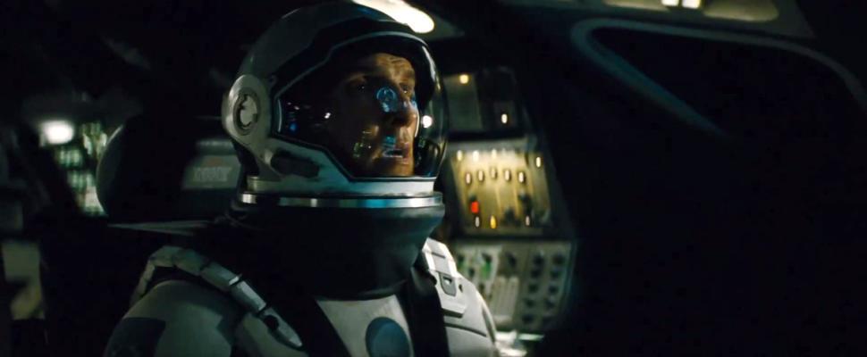 Matthew McConaughey estrela a ficção científica Interestelar