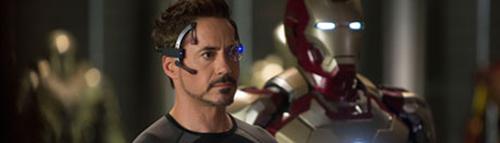 Iron Man 3 with Robert Downey Jr