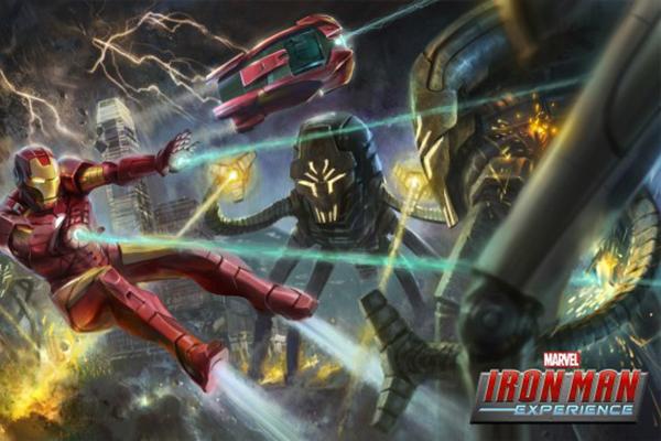 Iron Man Experience II