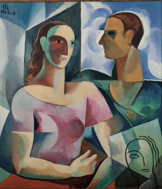 Dois Irmãos (1927), de Ismael Nery
