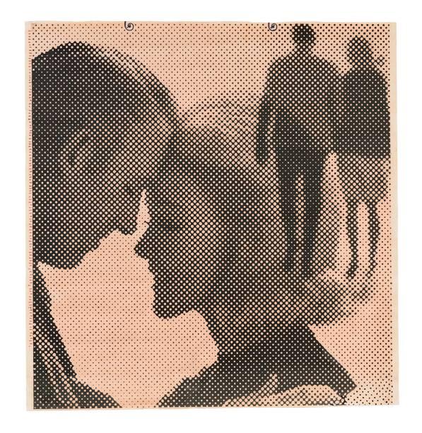 Dia dos Namorados, 1973, Waldemar Cordeiro