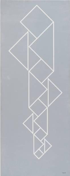 Estrutura Determinada e Determinante, 1958, Waldemar Cordeiro