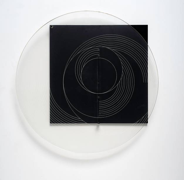 Ideia Visível, 1956, Waldemar Cordeiro