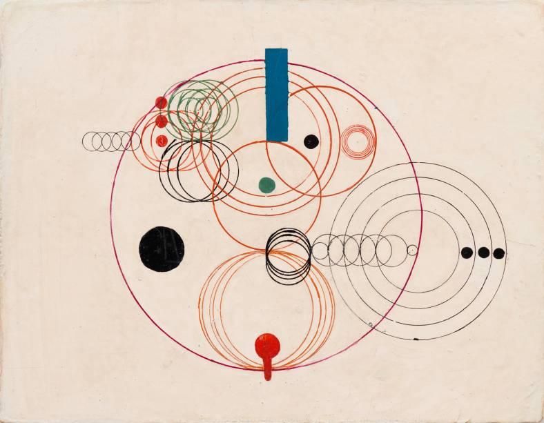 Sem título, 1952, Waldemar Cordeiro