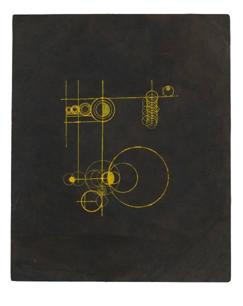 Sem Título, 1955-56, Waldemar Cordeiro
