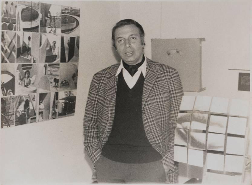 Obras de Waldemar Cordeiro são expostas no Itaú Cultural