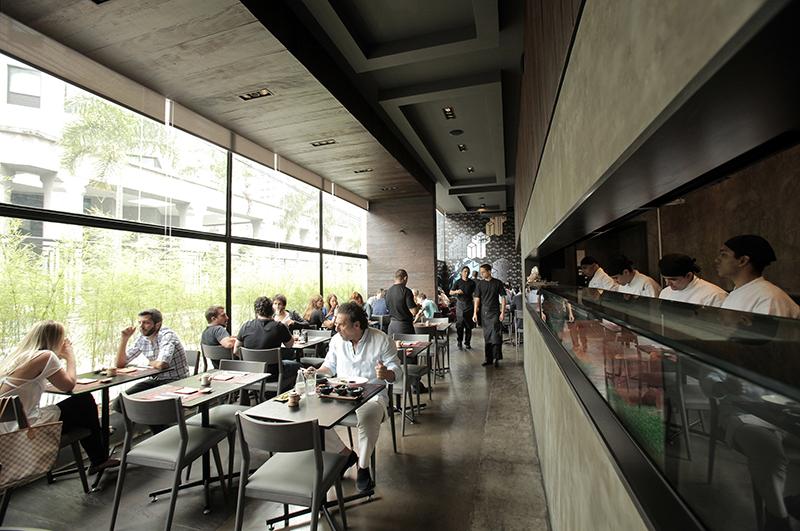 RESTAURANTES / IT Sushi /  / foto: Fernando Moraes/VSP