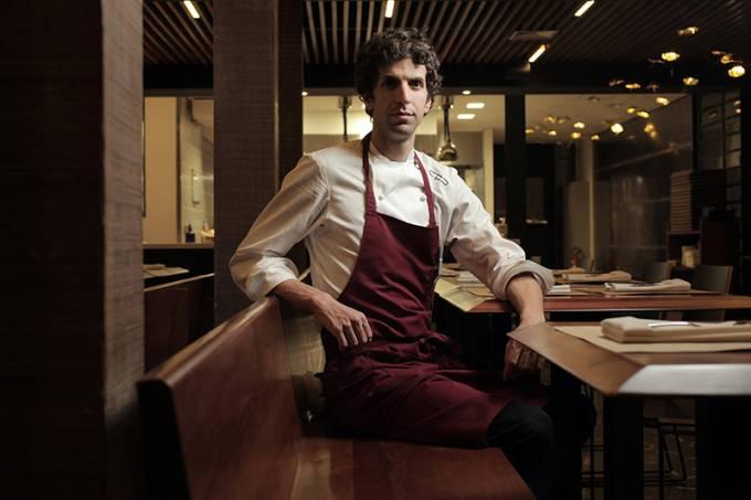 Ralston: cuidados não só na cozinha, mas também no bar (Foto: Fernando Moraes)