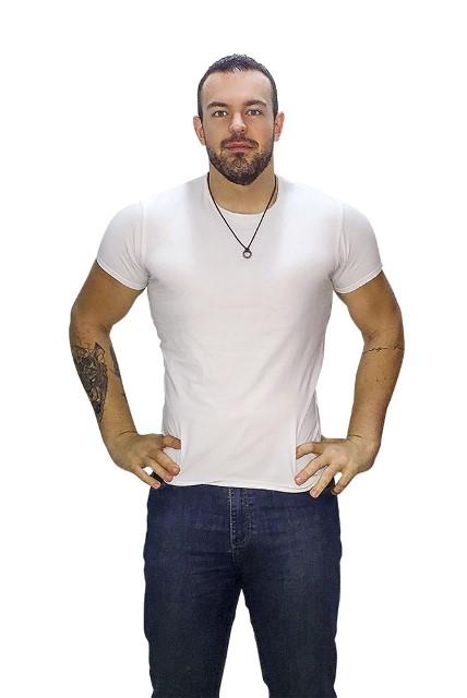 Ivan com 80 quilos a menos (Foto: Arquivo Pessoal)