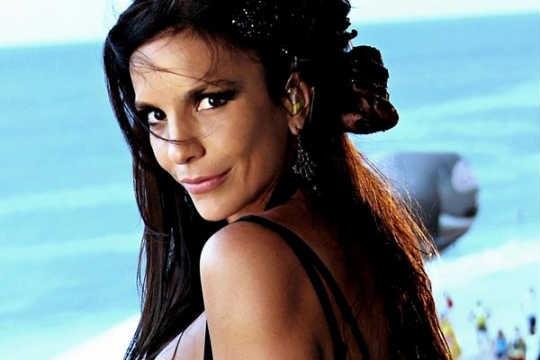 Ivete Sangalo: cantora lançou DVD comemorativo com mais de quarenta músicas no repertório