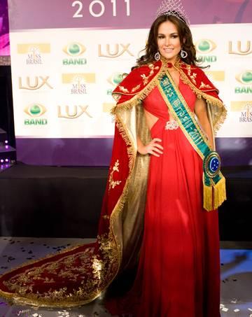 Miss Brasil 2011: Priscila Machado