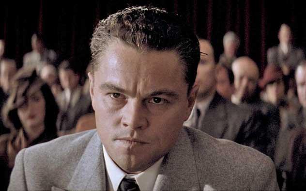 J. Edgar (2011): na pele do chefão do FBI, dirigido por Clint Eastwood