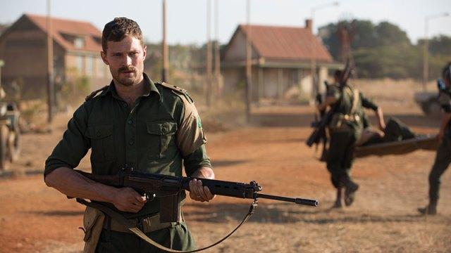 Jamie Dornan estrela 'Jadotville', sobre soldados irlandeses numa missão no Congo
