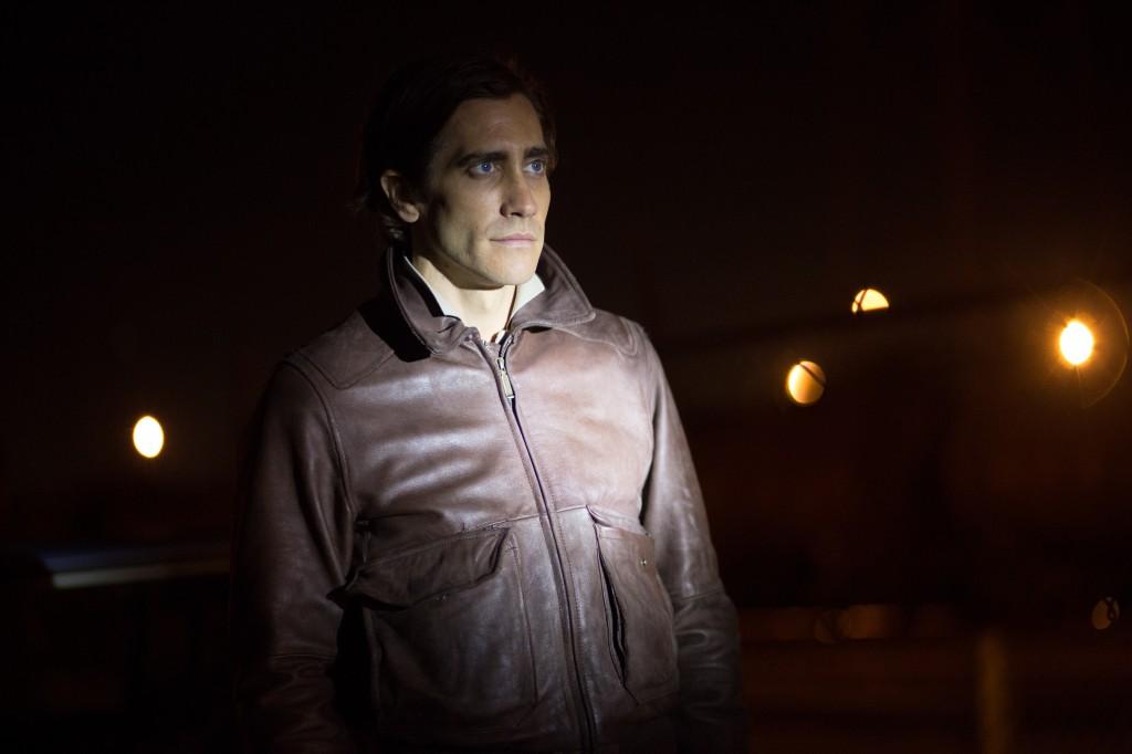 Jake Gyllenhaal, em Abutre, já pode ser visto nos cinemas