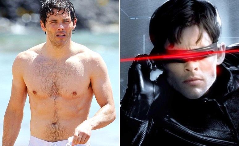James Marsden foi o Ciclope em X-Men