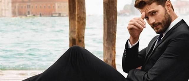 Jamie Dornan, o Christian Grey de Cinquenta Tons de Cinza, também é de touro