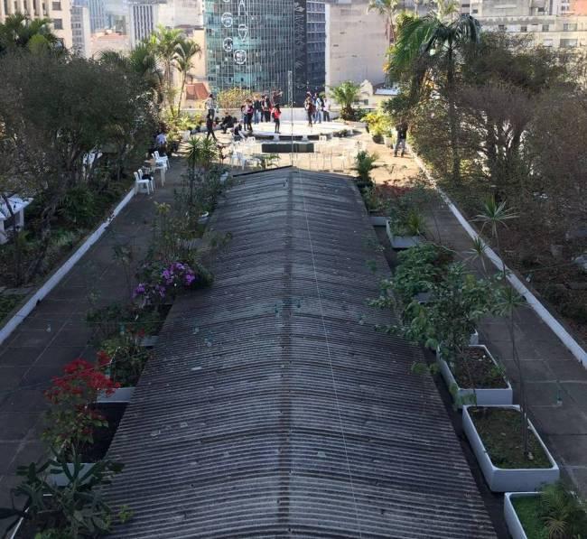 Jardim do Rock Galeria do Rock (2)
