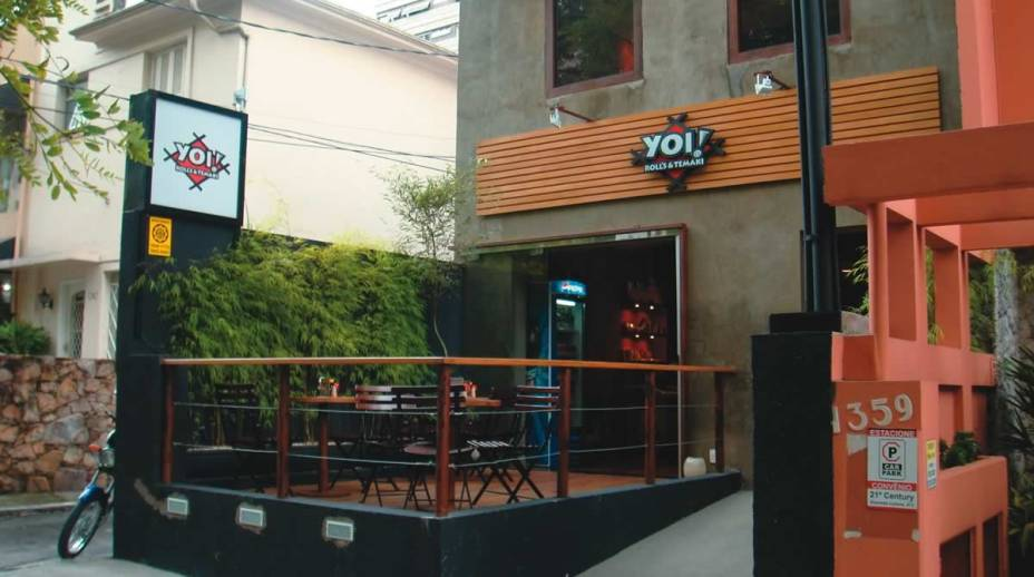 Yoi! Roll's & Temaki, na Alameda Campinas