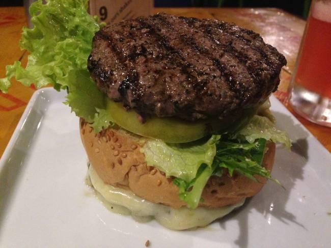 O Jazz Restô & Burgers oferece o reverse durante a SP Burger Fest 2014
