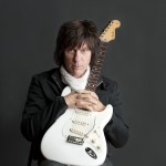 O guitarrista inglês Jeff Beck