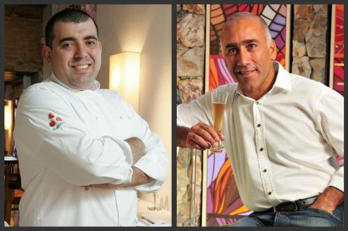 Jefferson Rueda e Marcelo Fernandes: parceria em andamento (Fotos: Fernando Moraes e Gladstone Campos)