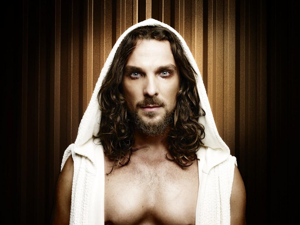 "Igor Rickli protagoniza o musical ""Jesus Cristo Superstar"" (Foto: Jairo Goldflus)"
