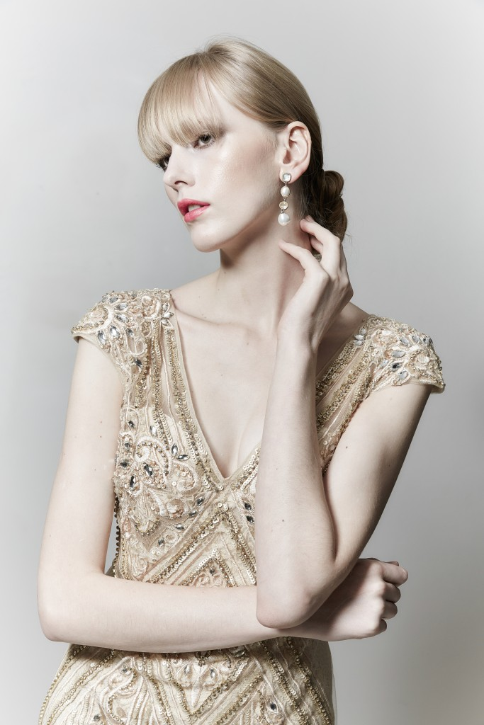 Modelo Evelin Oliveira, da L'equipe Agence (Foto: Victor Daguano)