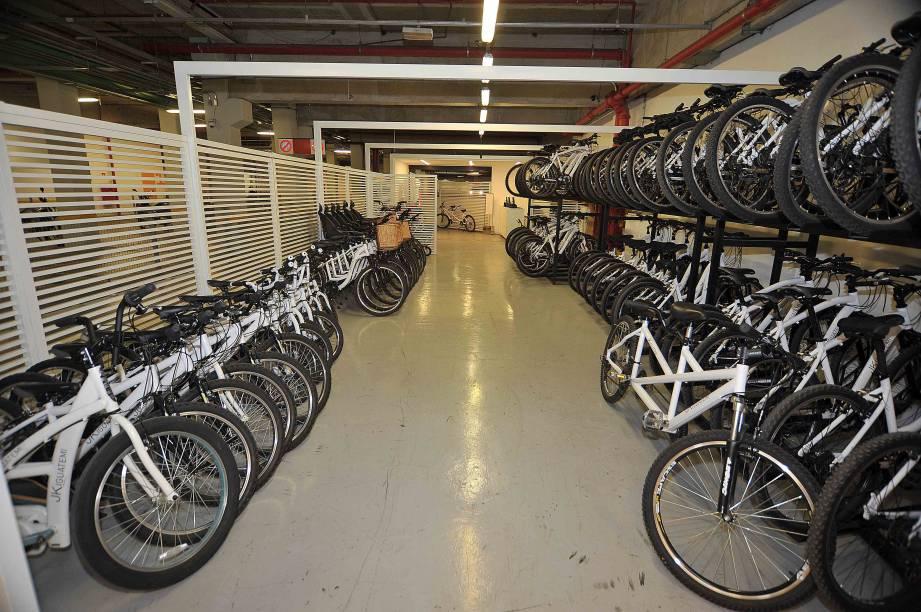 O JK Bike oferece serviço de aluguel de bicicleta, skate e minipatinete