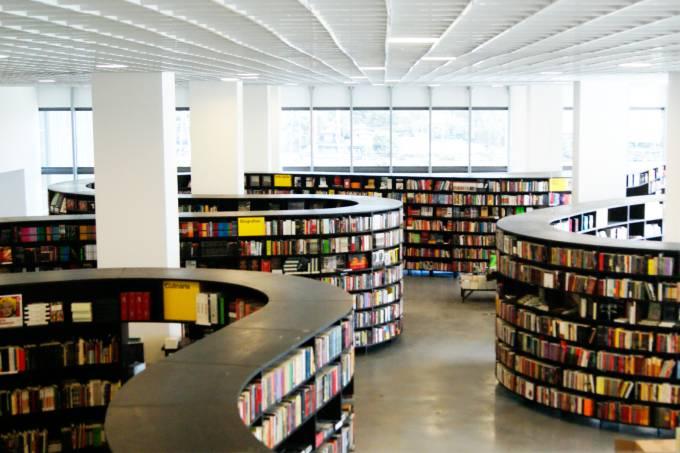 Livraria da Vila – Shopping JK Iguatemi