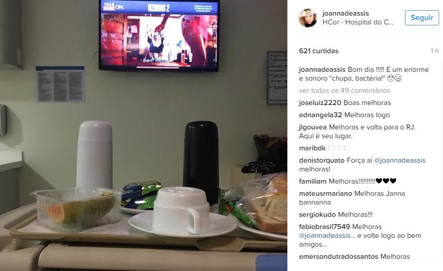 Joanna de Assis Instagram 2