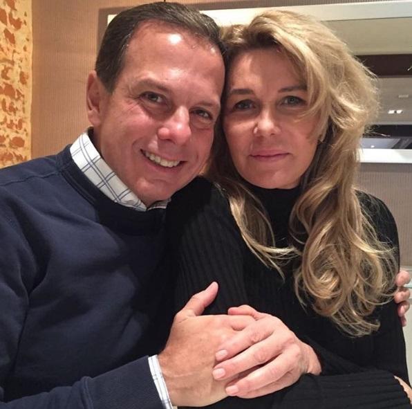 João e Bia Doria: mulher fora de campanha tucana (Foto: Reprodução / Instagram)