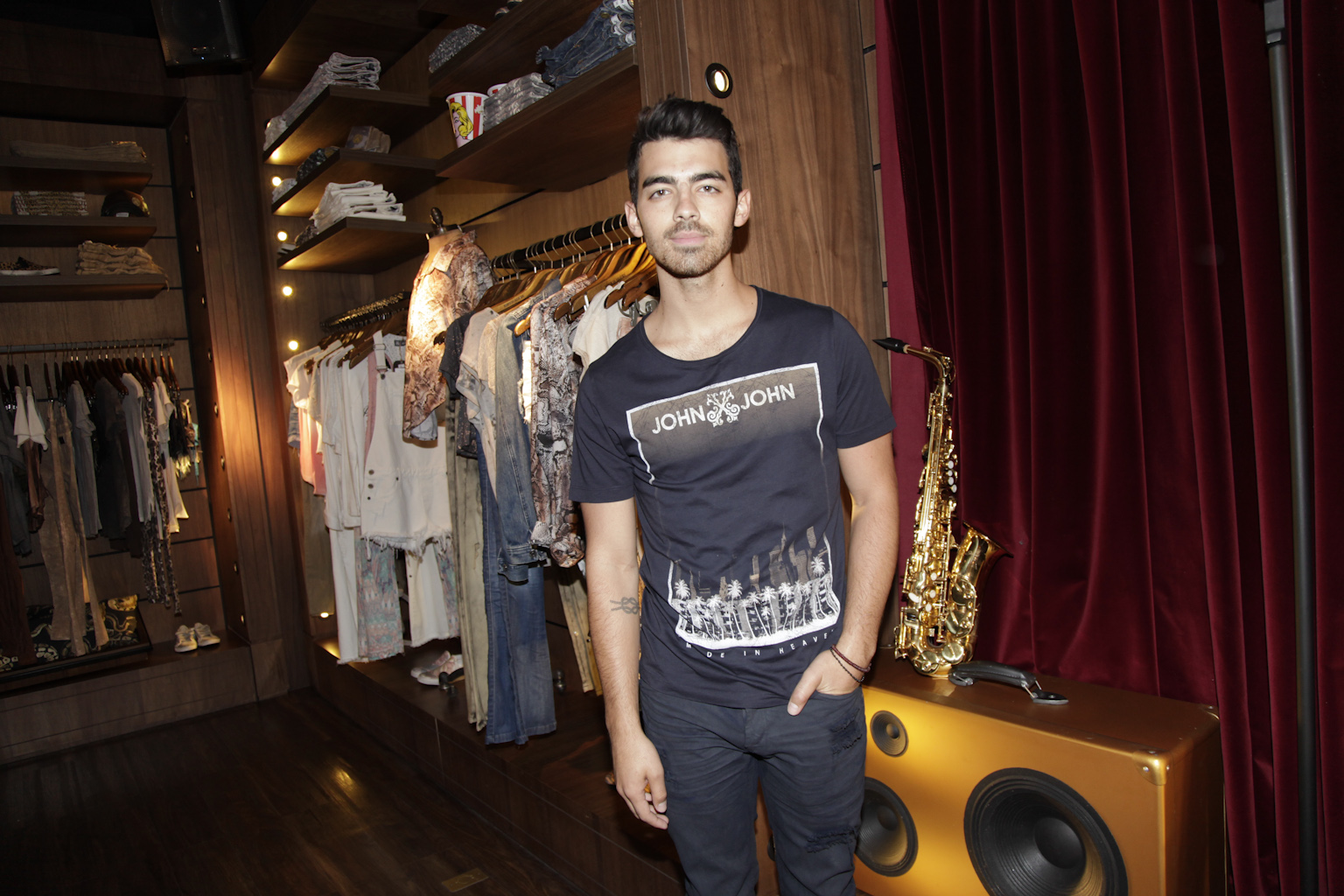 Joe Jonas - Evento John Johm